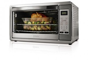 Oster TSSTTVDGXL-SHP Extra Large Digital Countertop Oven, Stainless Steel